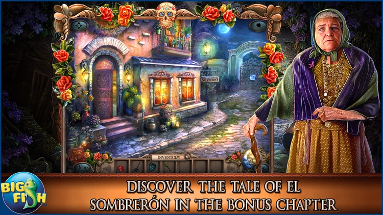 Lost Legends: The Weeping Woman - A Colorful Hidden Object Mystery screenshot-3