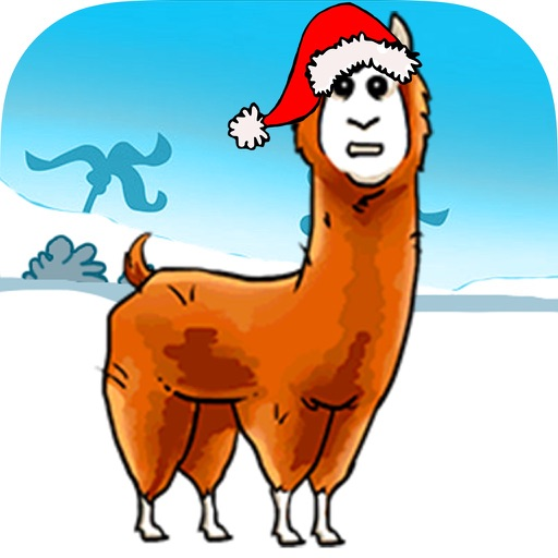 Alpaca Christmas Infection Bio Evolution - fun plague war games for xmas iOS App