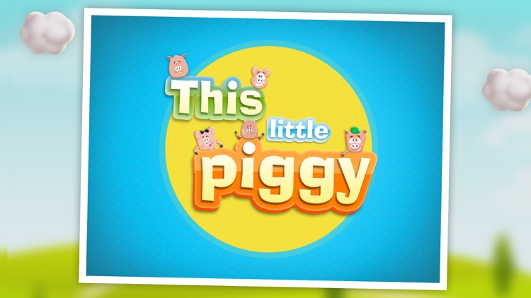 Little Piggy:  TopIQ Storybook For Preschool & Kindergarten Kids screenshot-3