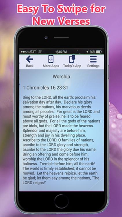 Bible Verses By Topic screenshot-4