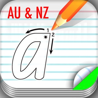 School Fonts - Learn to write (AU/NZ) on the App Store