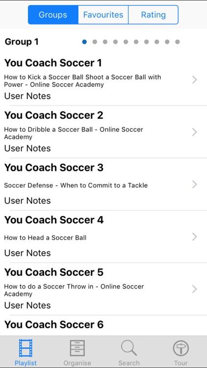 You Coach Soccer