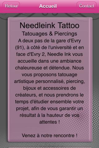 Needleink Tatoo - náhled