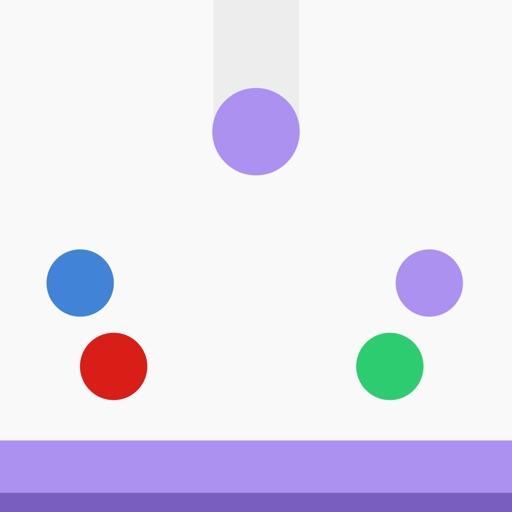 Dot Drop - Addictive & Fun! icon