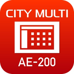 Mitsubishi Electric City Multi APP AE-200E