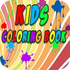 Activities of Kids Coloring Book - Learning Fun Educational Book App!