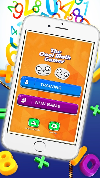 The Cool Math Game HD screenshot-3