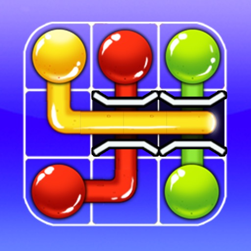 Lines Link Bridge: A Free Puzzle Game About Linking, the Best, Cool, Fun & Trivia Games.