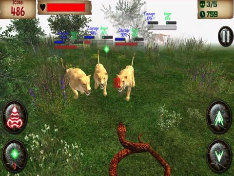Snake Simulator: Wild Arena для iPad