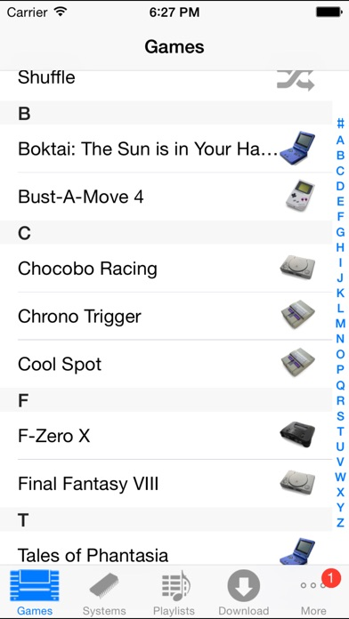 Screenshot for SnesMusic in Chile App Store