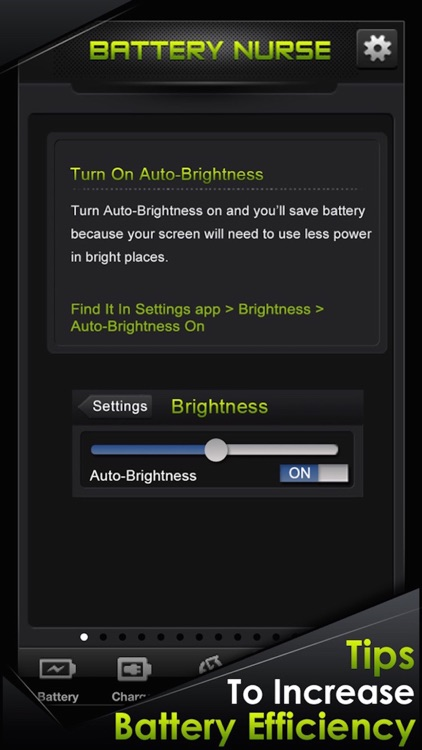 Battery Nurse - Magic App screenshot-4