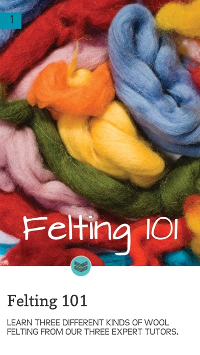 Fun Felting for Beginners-1