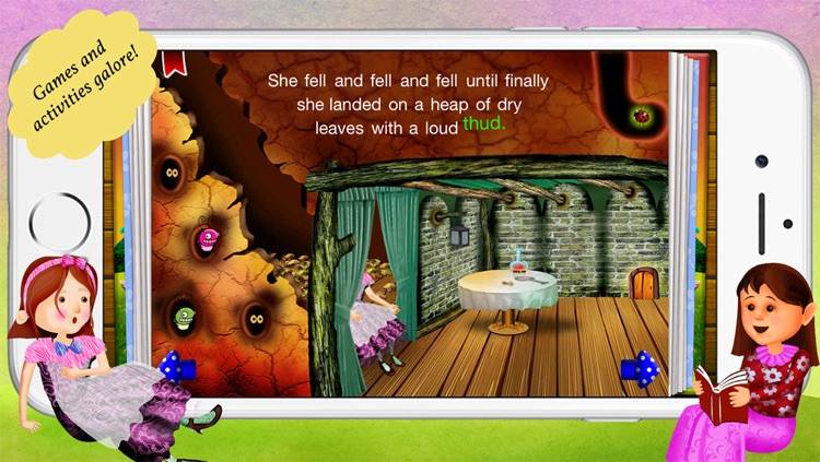 Alice in Wonderland by Story Time for Kids screenshot-2