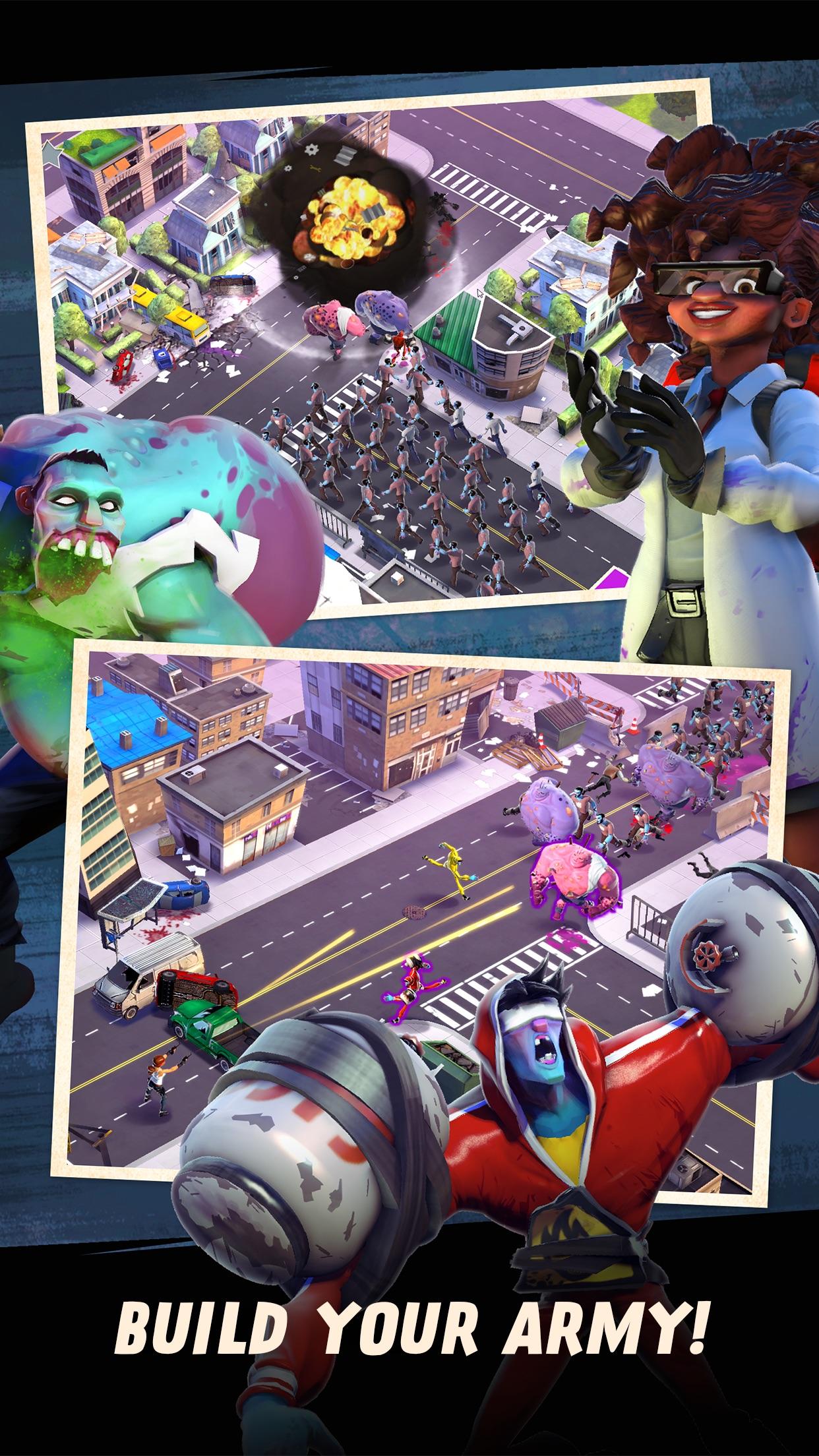World Zombination Screenshot