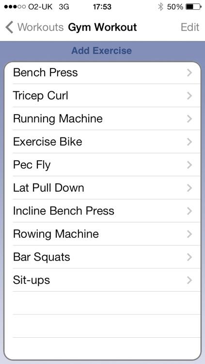 Easy Gym Log Premium