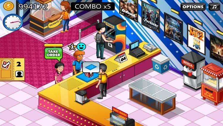 电影院餐厅 - 打造梦幻般超级餐厅