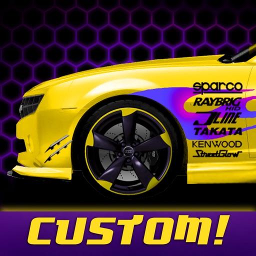 Cars.tomizer - Customize Your Ride!