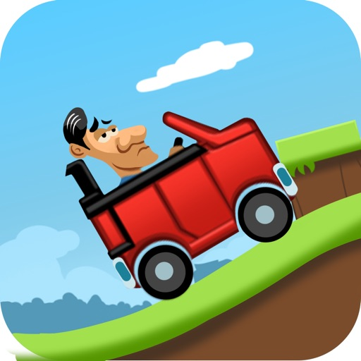 ````Action Race of Jumpy Hill: Tiny Kids Car Racing Game FREE
