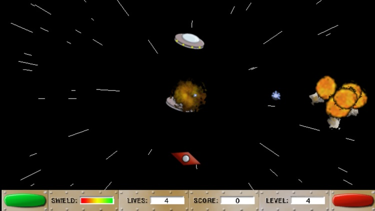 Galaxy Blasters screenshot-3