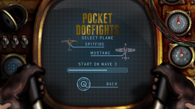 Pocket Dogfights on the App Store