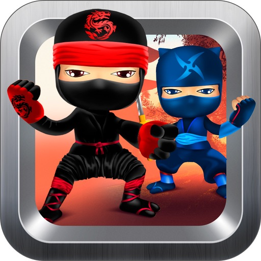 My Mega Power Ninja Hero Design & Copy Crazy Game - Pro