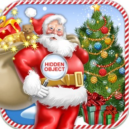 Christmas Holiday Hidden Objects Game