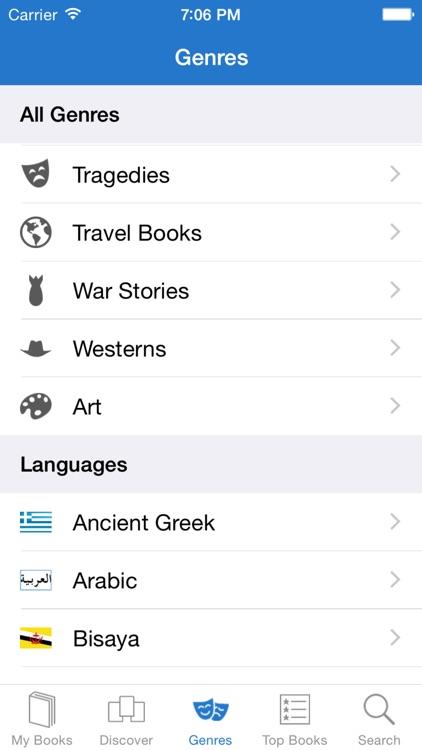 Loyal Books - free audiobooks and ebooks screenshot-4