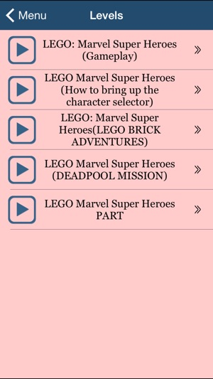 Walkthrough Guide+Cheats For Lego Marvel Super Heroes on the App Store