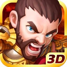 Call of Arena: God of War