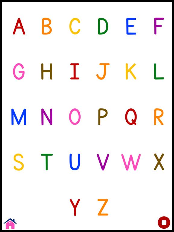 A for Apple (Alphabets Flashcards for Preschool Kids)-ipad-4