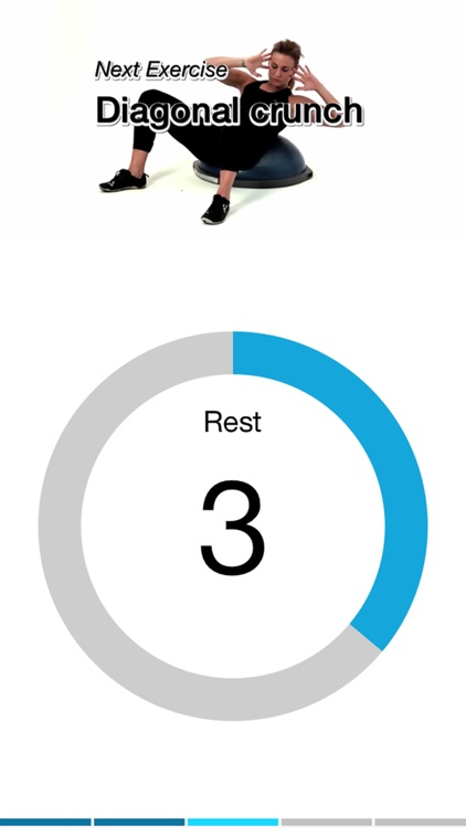 Virtual Trainer Bosu Ball screenshot-3