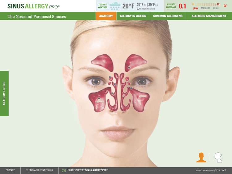 Sinus Allergy Pro™ screenshot-0