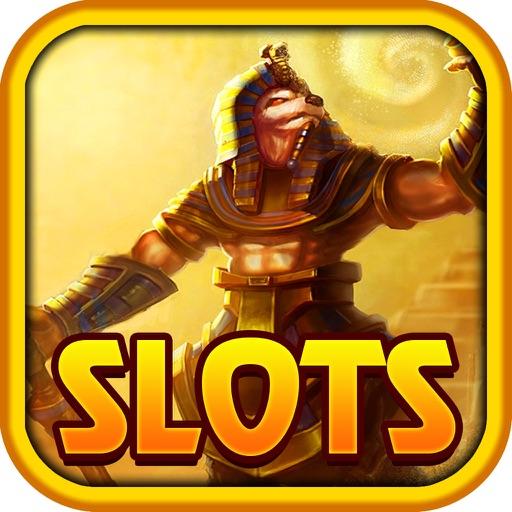 777 Lucky Pharaoh's Slots Master Fire Blast - Win Big Doubledown Jackpot Casino Games Pro