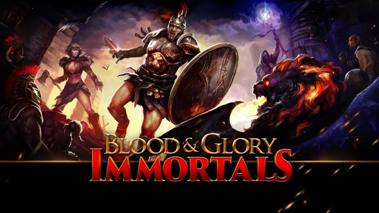 Blood & Glory: Immortals screenshot-4