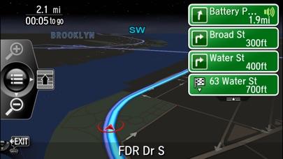 HondaLink Navigation NA app image