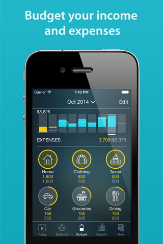 Money Pro: Personal Finance screenshot 1