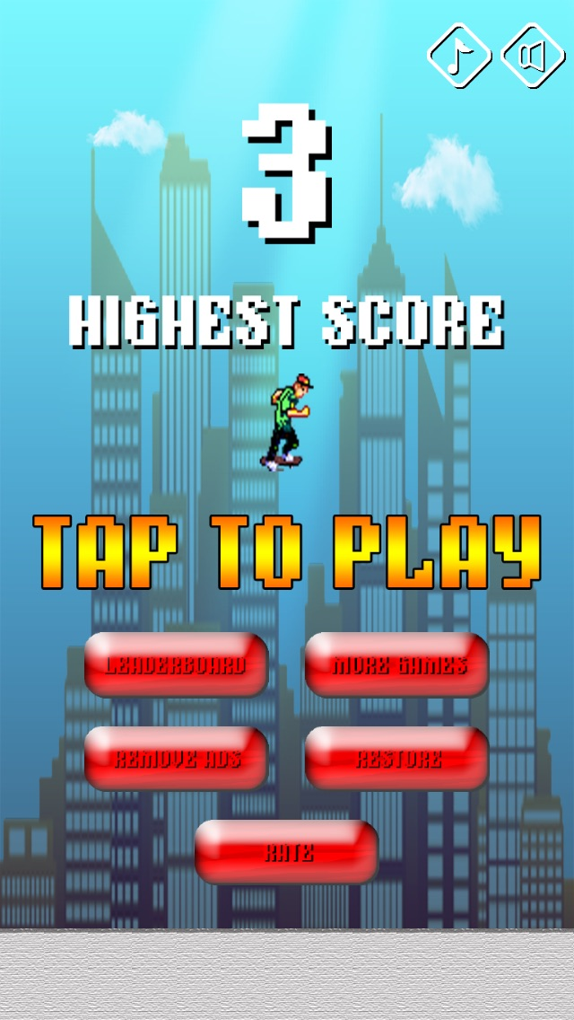 Make them Skate - no one jump or dies today! hack tool