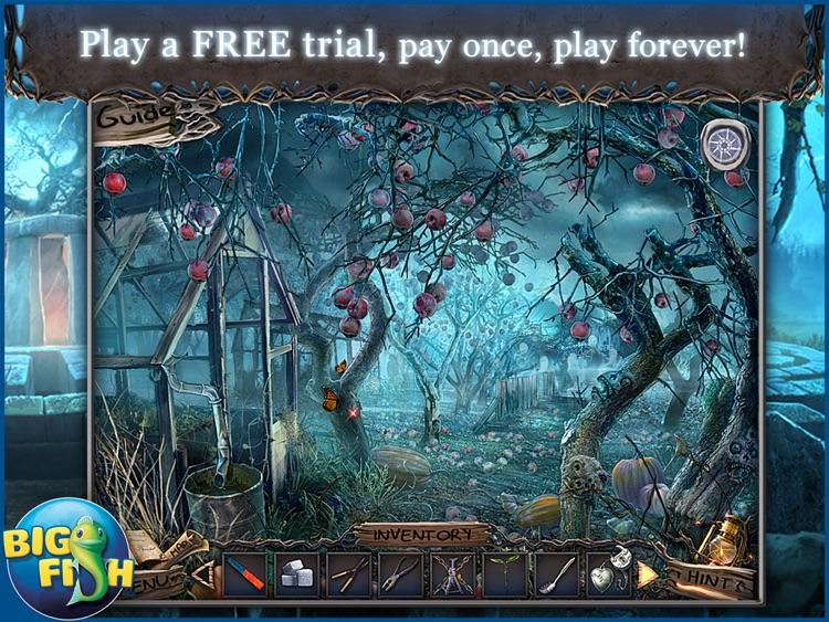 Sable Maze: Sullivan River HD - A Mystery Hidden Object Adventure screenshot-0