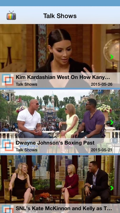 Talk Show Pro screenshot-3