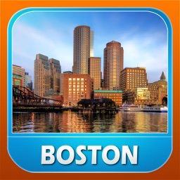 Boston City Offline Travel Guide