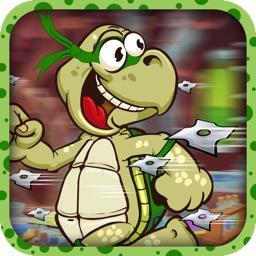 Box the Turtle Escape - Ninja Assault Mayhem Free