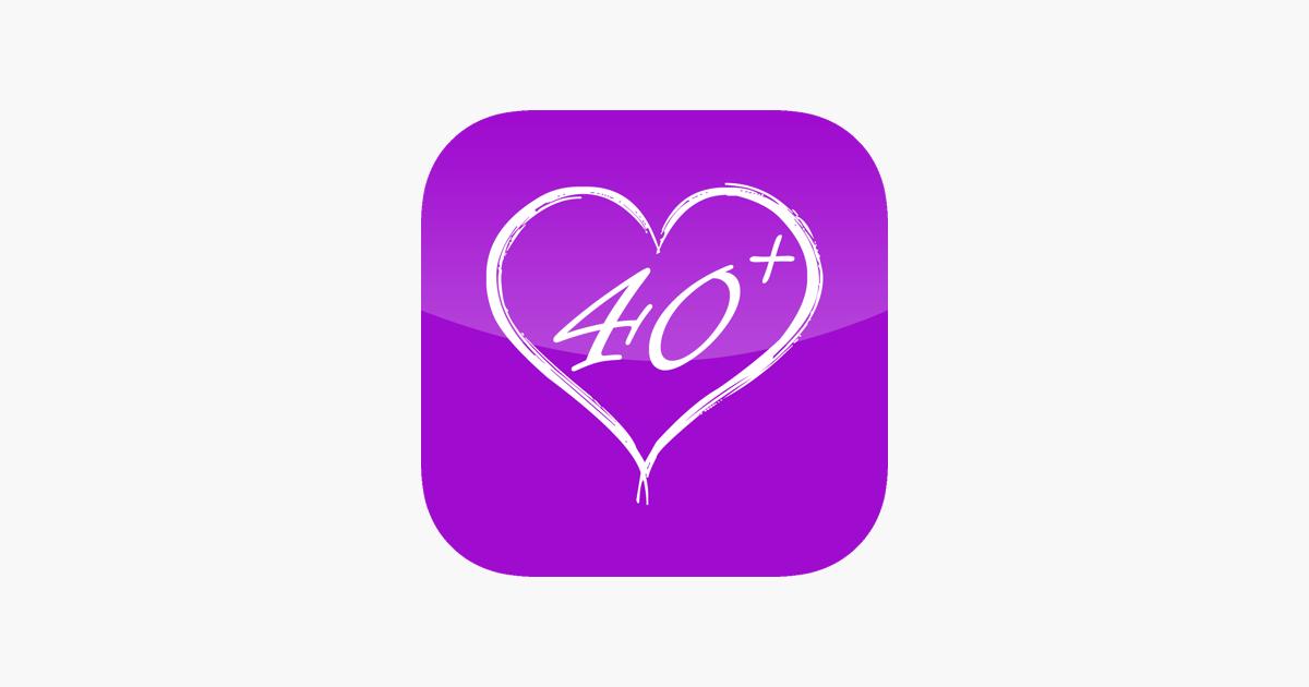 Dating app 40 plus