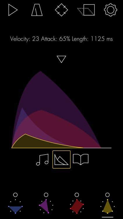 Rhythm Necklace - Geometric Sequencer