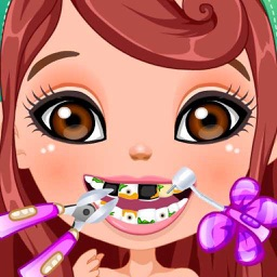 Little Girl Dentist