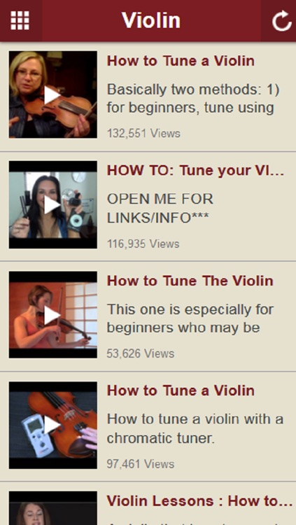 Violin For Beginners - How To Play The Violin screenshot-3