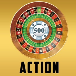 Action Las Vegas Roulette - Exciting Casino Fun
