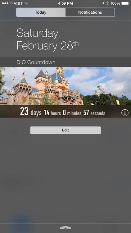DIO Countdown screenshot-4