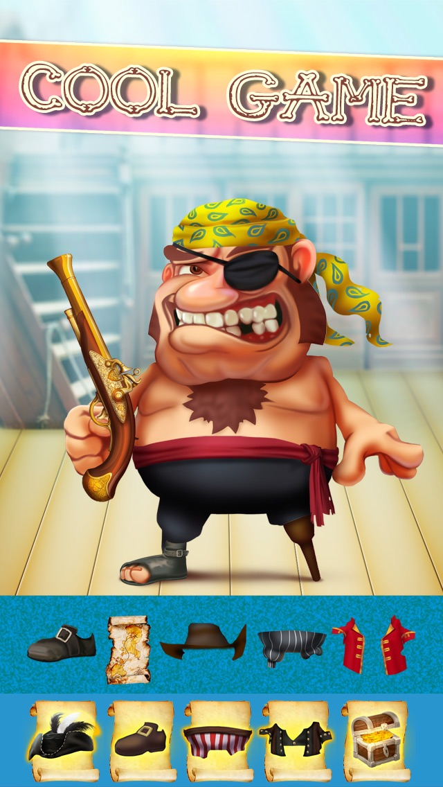The Super Pirates of Paradise Treasure Island Ship Game For