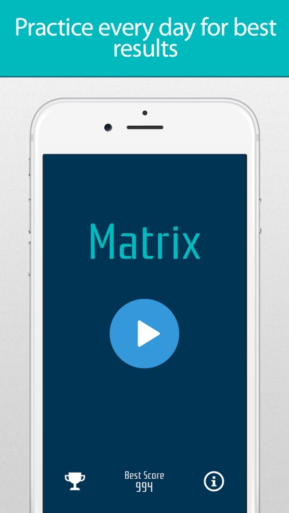 Matrix - Brain Challenge screenshot-4