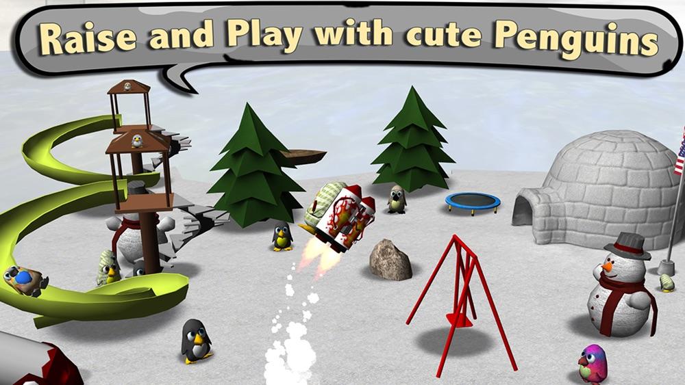 Penguin Village Cheat Codes